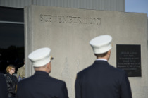 September 11 remembrance ceremony