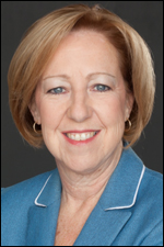 Monroe County Executive Maggie Brooks