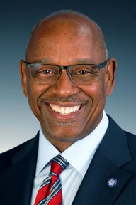 Photo of Rochester Deputy Mayor Cedric Alexander