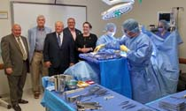 Wolk Trustees and Surgical Technology Students