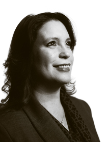 Headshot of Antonia Custodio, associate director of Downtown Campus operations