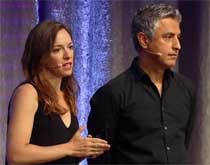 Jessica Jackley and Reza Aslan