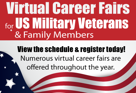 Virtual Career Fairs for Veterans