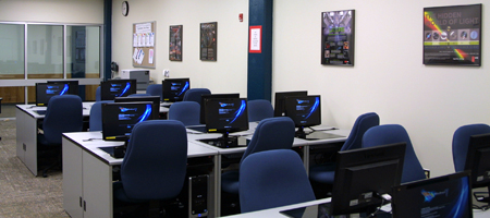New Electronic Learning Center
