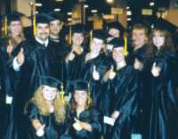 Rediologic Technology Graduates