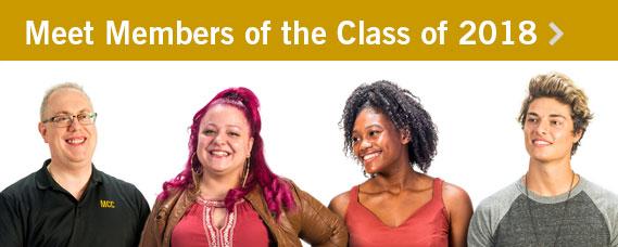 Meet the Class of 2018