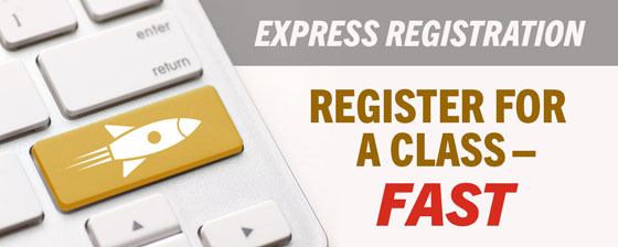 MCC Express Registration