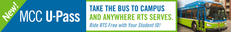 MCC U-Pass - Ride RTS Free with your Student ID