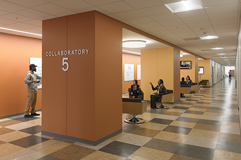 Downtown Campus Collaborative Learning Space