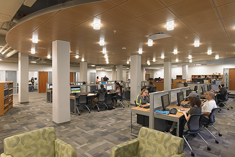 Anne M. Kress Learning Commons