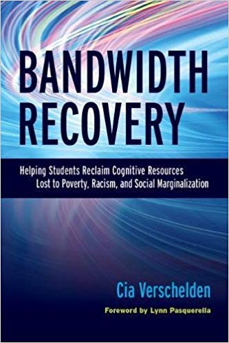 Book cover: Bandwidth recovery