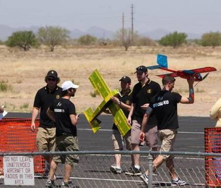 design, build and fly competition