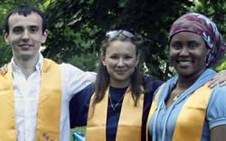 Photo of members of MCC Phi Theta Kappa