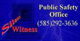 Call (585) 292-3636 to report a confidential tip on the Silent Witness line.